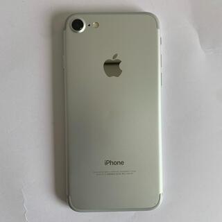Apple - iphone7 本体 中古 32GB シルバー