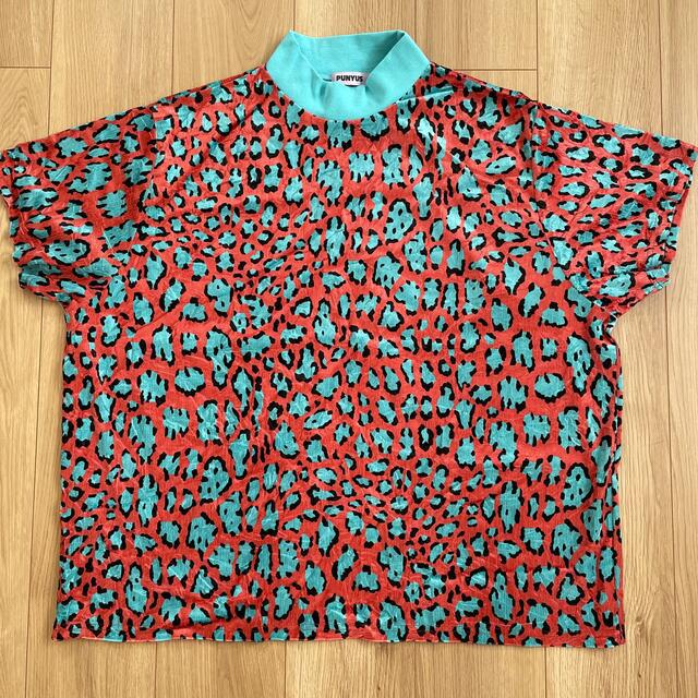 PUNYUS(プニュズ)のhismile様専用◎ハイネックt&ラインジャージ レディースのトップス(Tシャツ(半袖/袖なし))の商品写真