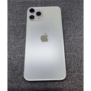 iPhone - iPhone 11 Pro シルバー 256GB SIMフリー
