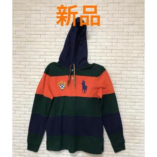 ポロラルフローレン(POLO RALPH LAUREN)の☆新品☆ラルフローレン パーカーポロシャツ(ポロシャツ)