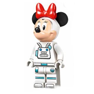 レゴ(Lego)のレゴ(LEGO) ミッキー&フレンズ  10774 より 宇宙服ミニー(知育玩具)
