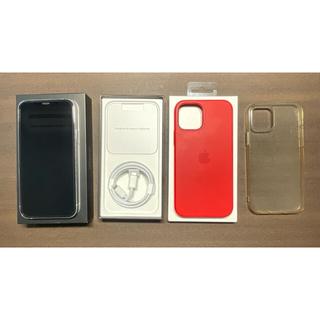 Apple - ★iPhone12 Pro 128GB Sim-Free Silver/AC+他