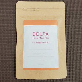 ベルタ葉酸マカプラス サプリメント 90粒