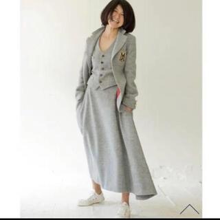 マディソンブルー(MADISONBLUE)のmadisonblue マディソンブルー  ウールスカート 01(ロングスカート)