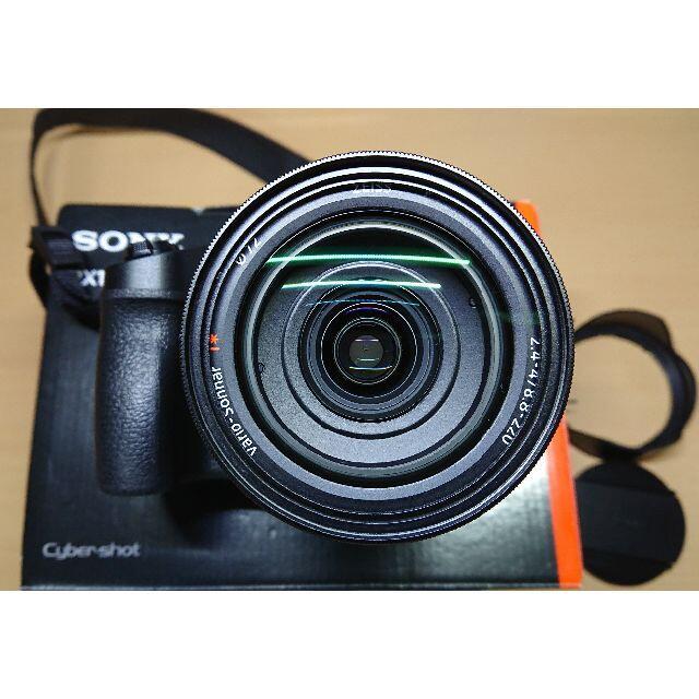 SONY(ソニー)のSONY ソニー RX DSC-RX10M4 24-600mm 美品 スマホ/家電/カメラのカメラ(コンパクトデジタルカメラ)の商品写真