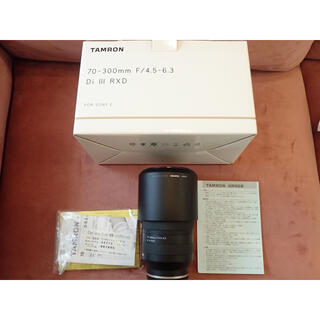 TAMRON - タムロン 70-300mm F/4.5-6.3  (A047) eマウント