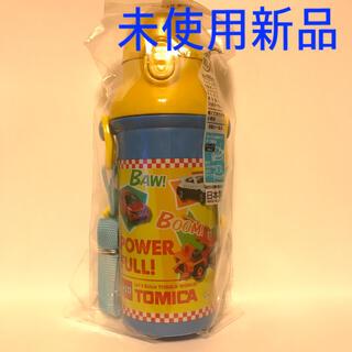 Takara Tomy - 【未使用新品】トミカ 車 パトカー 水筒 直飲み水筒 480ml 幼稚園 ボトル