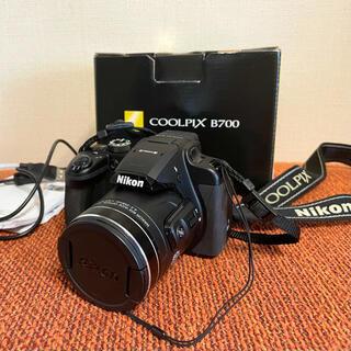 Nikon - Nikon COOLPIX Bridge COOLPIX B700 BLACK