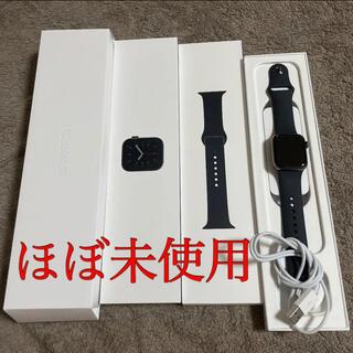 Apple Watch - Apple Watch 6 ステンレス Appleケア(2023年8月末まで)
