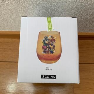スリーコインズ(3COINS)の3coins スリコ ピクサー グラス トイストーリー(食器)