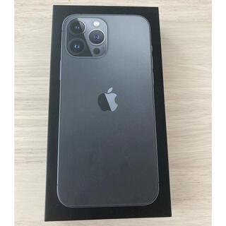 Apple - iphone 13 pro max 128gb グラファイト simフリー