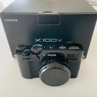 富士フイルム - フジフイルム FUJIFILM X100V ブラック