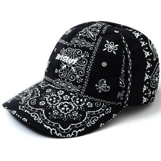 エフシーアールビー(F.C.R.B.)のF.C.Real Bristol BLACK CAP BANDANA(キャップ)