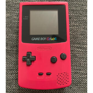 ゲームボーイ(ゲームボーイ)のゲームボーイカラー(携帯用ゲームソフト)