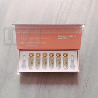 新. アクアポリンHA ++ アンプル5ml×6本 高濃度美容液 正規品