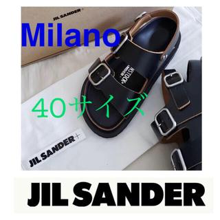 Jil Sander - 新品未使用40 JIL SANDER x Birkenstock ジルサンダー