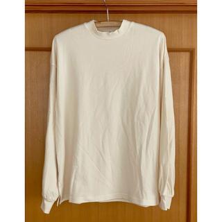 フリークスストア(FREAK'S STORE)のUSAコットンモックネックロングスリーブTシャツ(Tシャツ(長袖/七分))