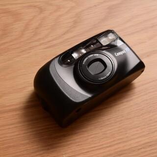 キョウセラ(京セラ)の完動 Kyocera Campus70 フイルムカメラ コンパクト 写真(フィルムカメラ)