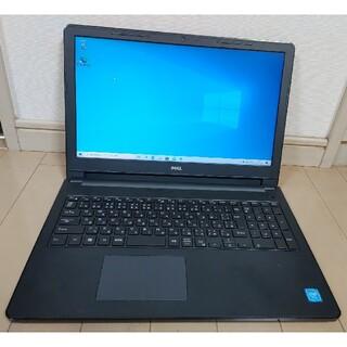 DELL ノートパソコン 15.6インチモニタ