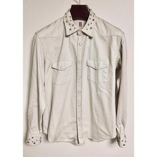 エムシックスティーン(M16)のM16 エムシックスティーン スタッズ ウエスタン シャツ ジャケット(シャツ)