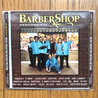 映画 バーバーショップ  sound track CD(映画音楽)