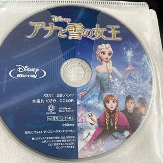 Disney - アナと雪の女王 Blu-ray ケース無し