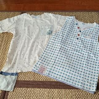 ラグマート(RAG MART)のRAG MART☆130 Tシャツ2枚セット(Tシャツ/カットソー)
