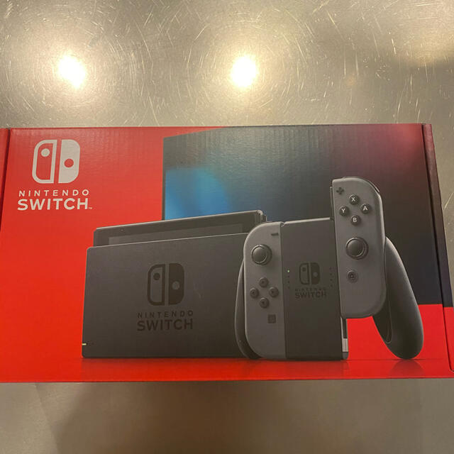 Nintendo Switch(ニンテンドースイッチ)のNintendo switch 本体 エンタメ/ホビーのゲームソフト/ゲーム機本体(家庭用ゲーム機本体)の商品写真