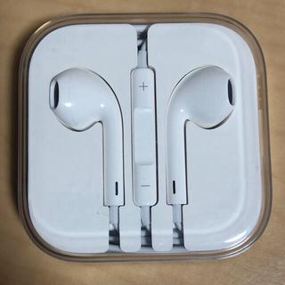 Apple - iPhone apple純正イヤホン