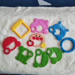 アンパンマン - 絵本 おもちゃセット アンパンマンとトーマス
