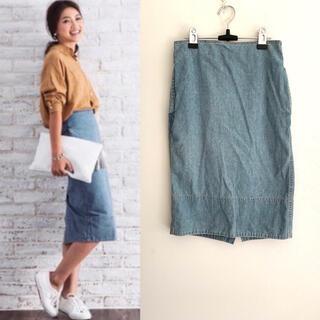 マディソンブルー(MADISONBLUE)の定価41800円 madison blue  ソフィー  スカート  01(ロングスカート)