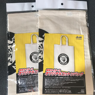 阪神タイガース - 阪神タイガース オリジナルコットンバッグ