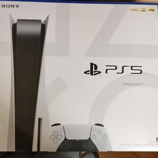 SONY - PlayStation5 ディスク版  PS5 本体 CFI-1000A01