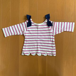 petit main - プティマイン  petit  main 長袖カットソー 80cm