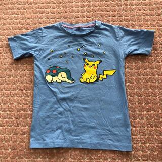 ポケモン - ポケモンTシャツ キッズサイズ 130