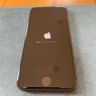 iPhone - ★美品★iPhone8 64GB スペースグレイ SIMロック解除済