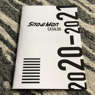 Snow Man CATALOG 2020-2021