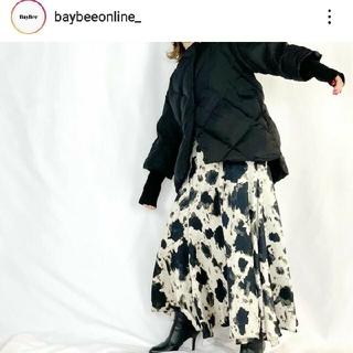 baybee ベイビー うずらちゃんロングスカート