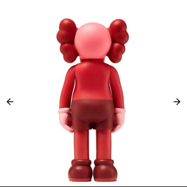 MEDICOM TOY(メディコムトイ)のkaws medicom toy #7 companion blush エンタメ/ホビーのおもちゃ/ぬいぐるみ(キャラクターグッズ)の商品写真