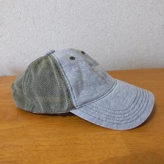 ムジルシリョウヒン(MUJI (無印良品))の無印 キャップ(帽子)