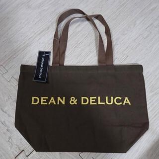 DEAN & DELUCA - DEAN&DELUCA ディーン&デルーカ トートバッグ ブラウン Lサイズ