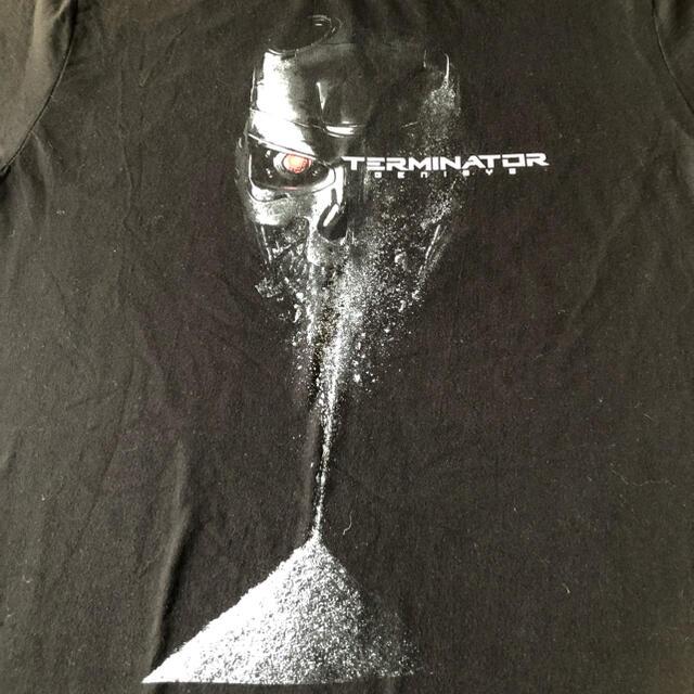 ターミネーター Terminator 映画Tシャツ メンズXL メンズのトップス(Tシャツ/カットソー(半袖/袖なし))の商品写真
