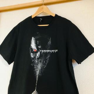 ターミネーター Terminator 映画Tシャツ メンズXL
