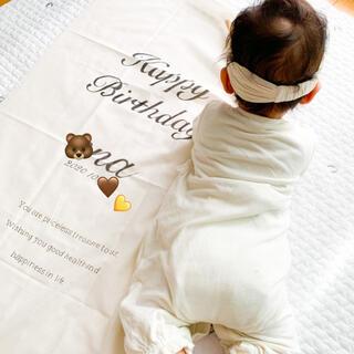 バースデータペストリー 誕生日タペストリー 誕生日 出生体重 出生身長