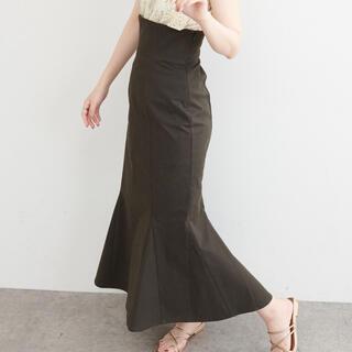 natural couture - ナチュラルクチュール マーメイドスカート