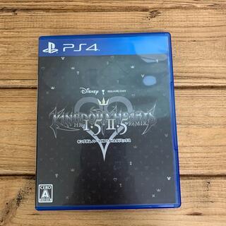キングダム ハーツ -HD 1.5+2.5 リミックス- PS4