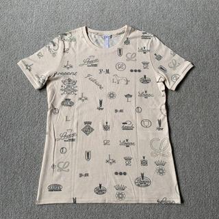 ロエベ(LOEWE)のLOEWE  ロエベ 総柄Tシャツ S(Tシャツ(半袖/袖なし))