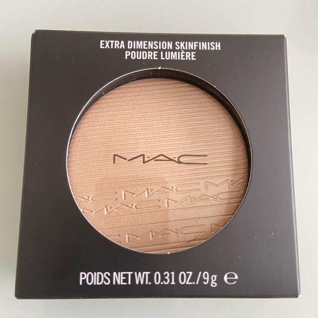 MAC(マック)の新品 MAC エクストラディメンション スキンフィニッシュ ダブルグリーム コスメ/美容のベースメイク/化粧品(フェイスパウダー)の商品写真
