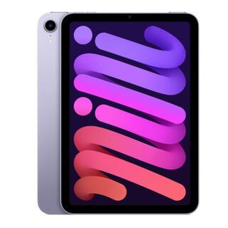 2021 Apple iPad mini (Wi-Fi, 64GB) パープル