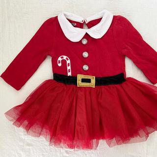 トイザらス - クリスマス衣装 サンタ 女の子 70